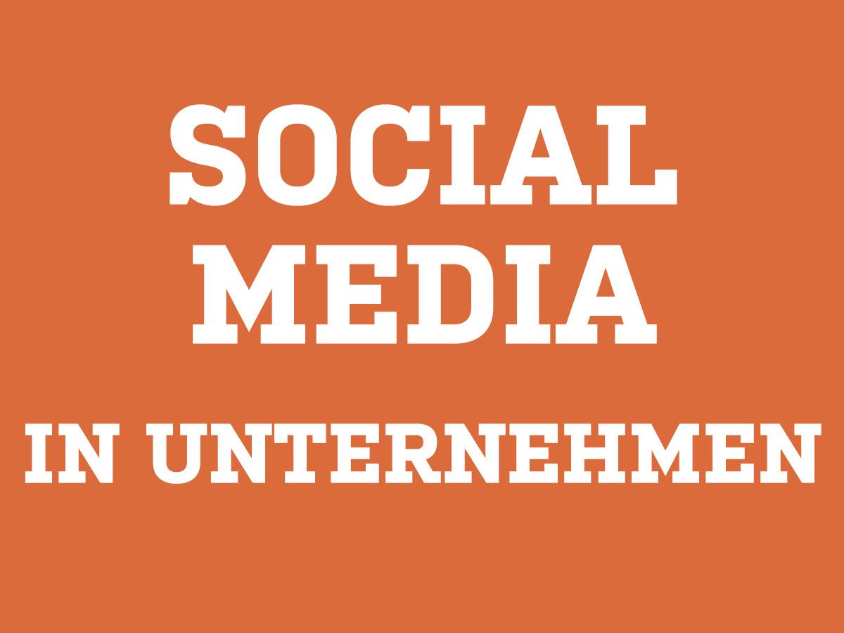 Socialgastro stellt vor wie Social Media in Unternehmen genutzt wird.