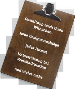 Restaurant Marketing von Socialgastro. Ihre individuelle Speisekarte!