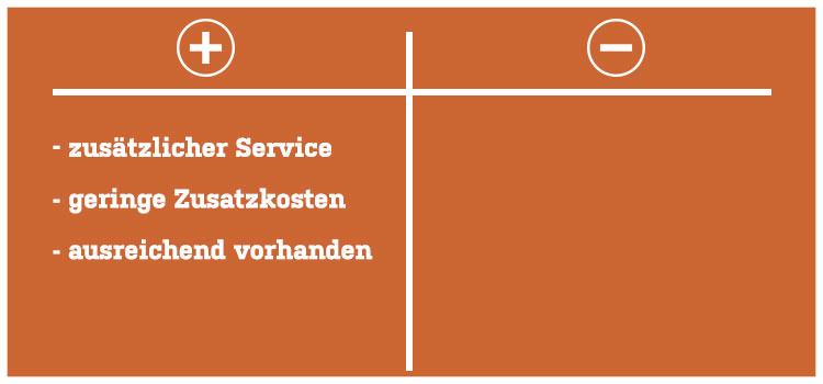 Pro und Contra von Socialgastro Restaurant Marketing stellt die Vorteile vor, wenn in deutschen Restaurants das Wasser kostenlos angeboten wird.