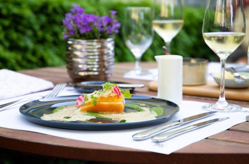 Gastronomie Marketing für das Restaurant Redüttchen