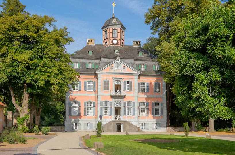 Gastronomie Marketing Schloss Arff